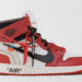 "10/31(火) 23:59締切 NIKE×Vrgil Abloh ""THE TEN"" 『Air Jordan I』『Nike Blazer』Instagram抽選"