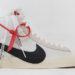 """11/9 (木) Virgil Abloh × NIKE """"THE TEN"""" 『mita sneakers』『sports lab by atmos』にて発売"""